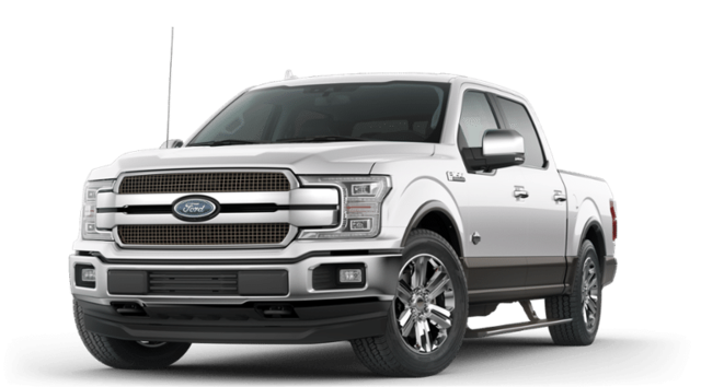 2019 Ford F-150 King Ranch Crew Cab Pickup - Short Bed